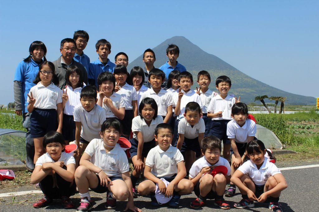 第2回 徳光小学校アグリスクール