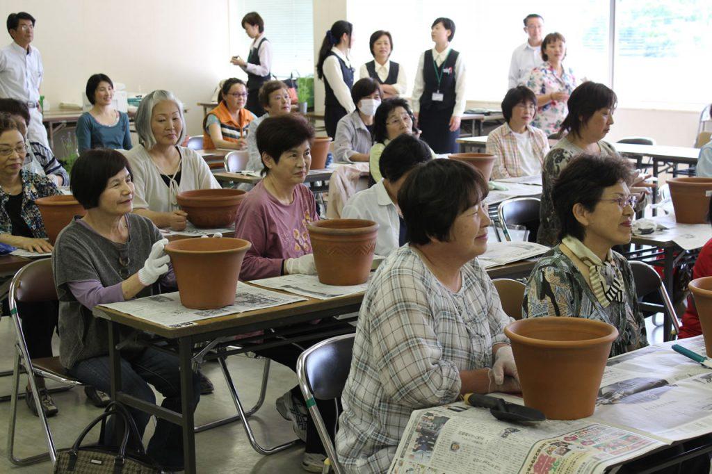 JAいぶすき女性大学【なごみ】開講式