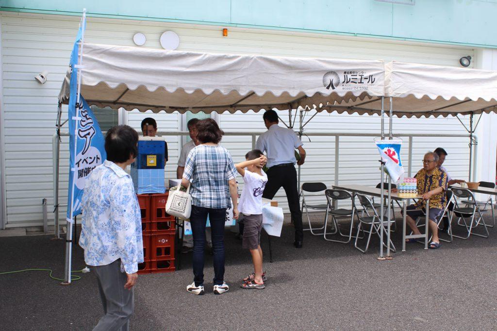 ルミエール初盆フェア・人形供養祭開催