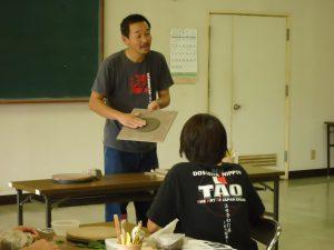 JA女性大学「なごみ」陶芸教室