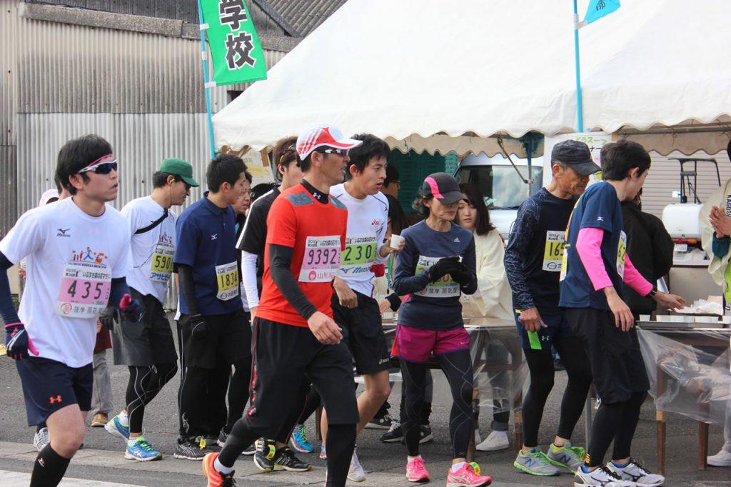 第34回いぶすき菜の花マラソン大会