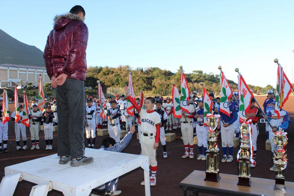 第9回JAユース旗争奪ソフトボール大会