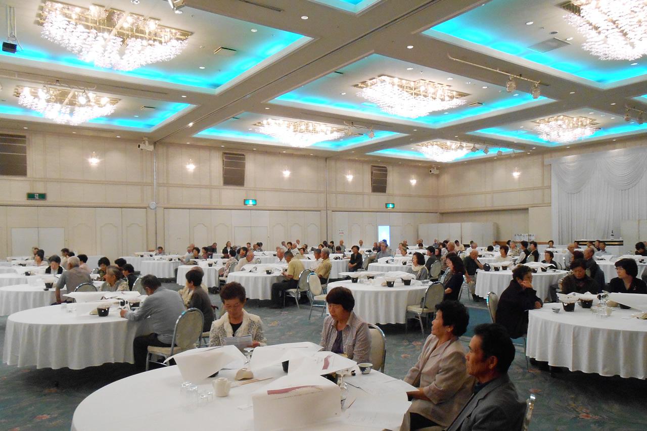 山川地区年金友の会総会開催