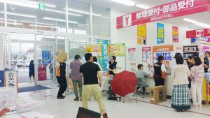 2015JAいぶすき夏季ふれあい電化ショー開催