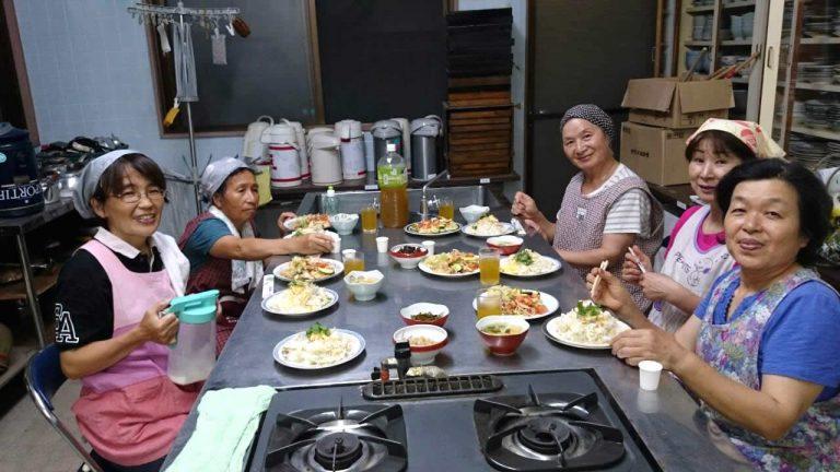 お酢活用料理教室開催